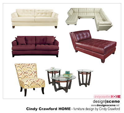 Cindy Crawford Home Furniture By Cindy Crawford