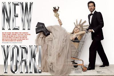 V Magazines New York Issue