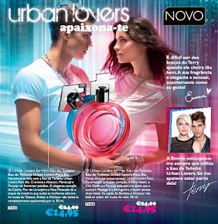 Eau de Toilett Urban Lovers