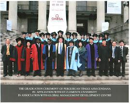 St Clements University - singapore Graduation