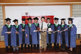 Class 6 Graduation Ceremony Photo -05-Sep-2009