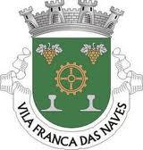 BRAZÃO DE VILA FRANCA DAS NAVES