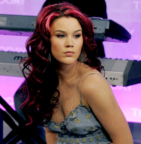 purple hair color ideas prom