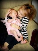 My nieces Morgan and Kennedy