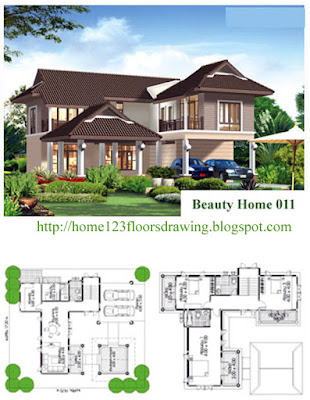 House Plans, Home Plans, Floor Plans - Find A Plan at