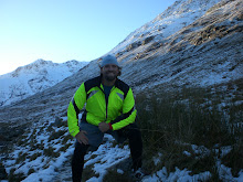 Running the Scottish Highlands