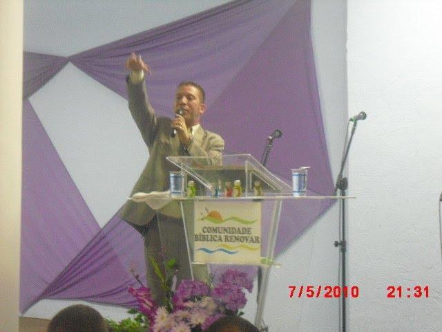 Aniversário da Comunidade Bíblica Renovar Guarulhos -SP