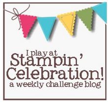 Stampin' Celebration Challenge