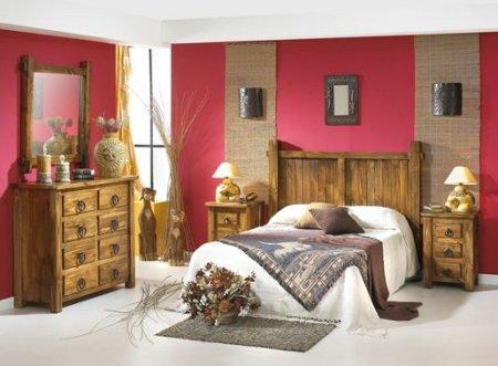 Estilo r stico mexicano y sus colores de paredes - Paredes rusticas interiores ...