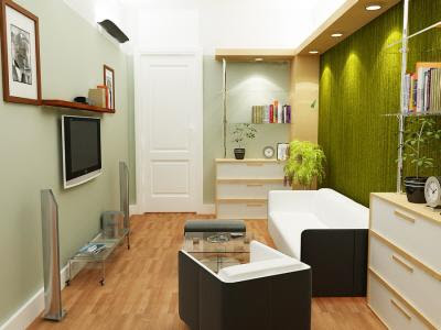 Verde berilo el color del a o 2009 seg n alba for Combinaciones pintura para interiores