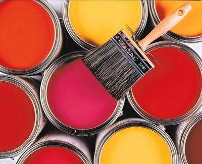 Tips para reciclar la casa materiales al agua al aceite - Materiales de pintura de pared ...