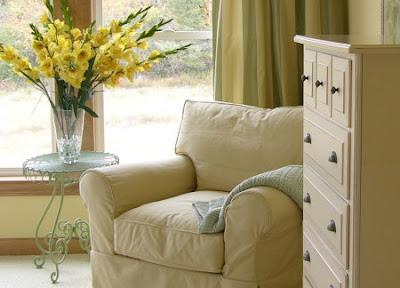 Decoraci n shabby chic colores muebles complementos for Muebles romanticos blancos