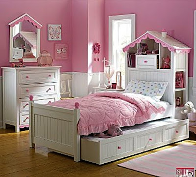 Girls Bedroom on Bedroom Decoration   Bedroom Furniture Designs   Bedroom Designs