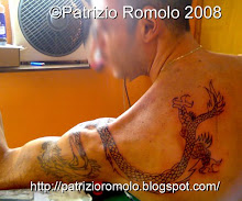 TATTOO DRAGONE CINESE