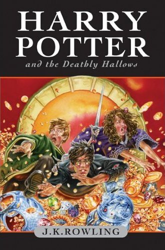 harry potter books series. The Harry Potter Series by