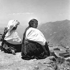 Exposición de Juan Rulfo en el Museo Archivo de la Fotografía( Mujeres Mixes)