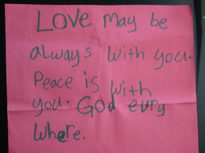 Love may be always with you. Peace is with you. God evry Where.