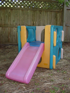 Photo of Plastic Slide
