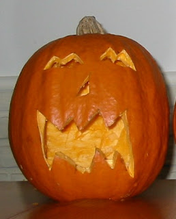 JoyDad's Jack-o-lantern