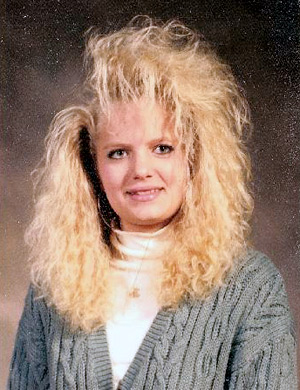 horrendous 80s hair