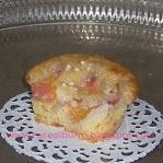 Muffins Ricotta/Pesche (ricetta)