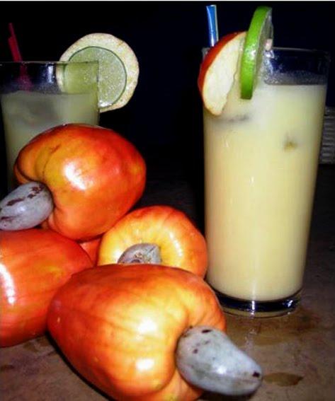 cashew fruit juice