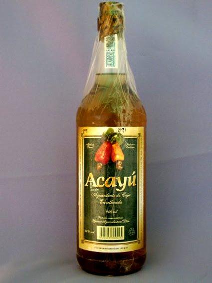 Flavors of Brazil: INGREDIENTS - Cashew Apple (Caju)