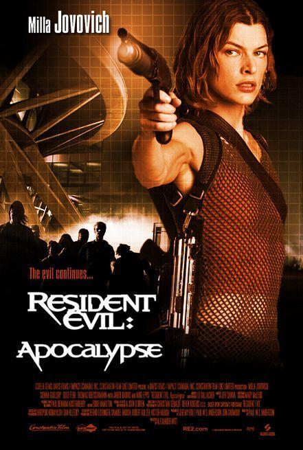 γϊκ: Resident Evil Milla Jovovich Resident Evil Apocalypse