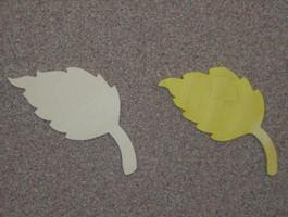 Frunze model 2 dimensiuni 6,5/14 cm