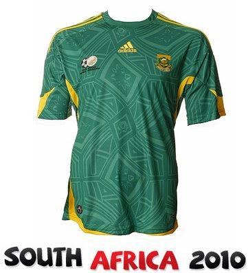 BLOG DO LAGUNA  A nova camisa da África do Sul eb5e85201fbe2