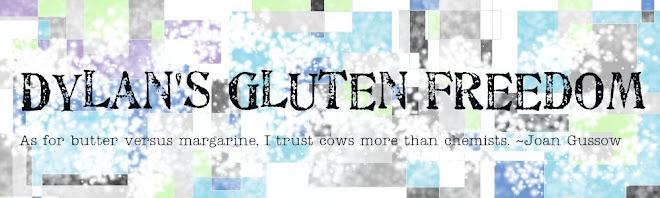Dylan's Gluten Freedom