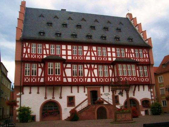 Hanau am Main Germany  city images : in hanau am main the german goldsmiths house in hanau am