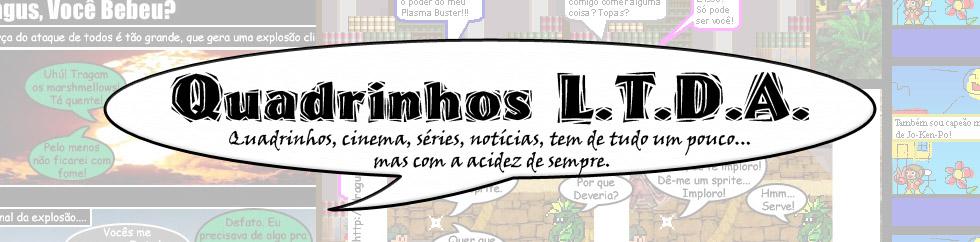 Quadrinhos LTDA
