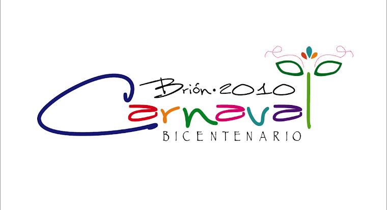 Logotipo para los carnavales del Municipio Brión