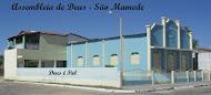 Comunidade Assembléia de Deus de São Mamede Pr. Ronaldo Inácio Seja um membro!