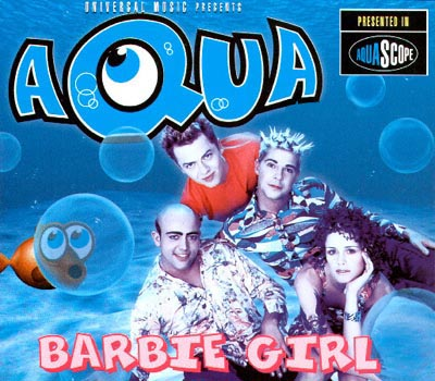 barbie girl aqua: