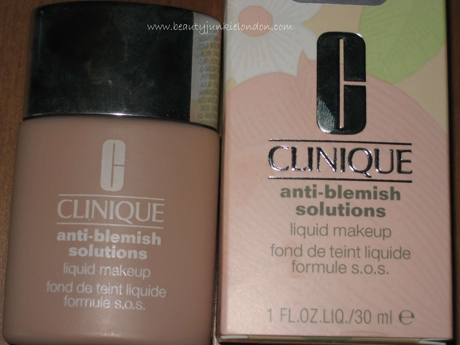Clinique Anti Blemish Solutions Review A Beauty Junkie In London