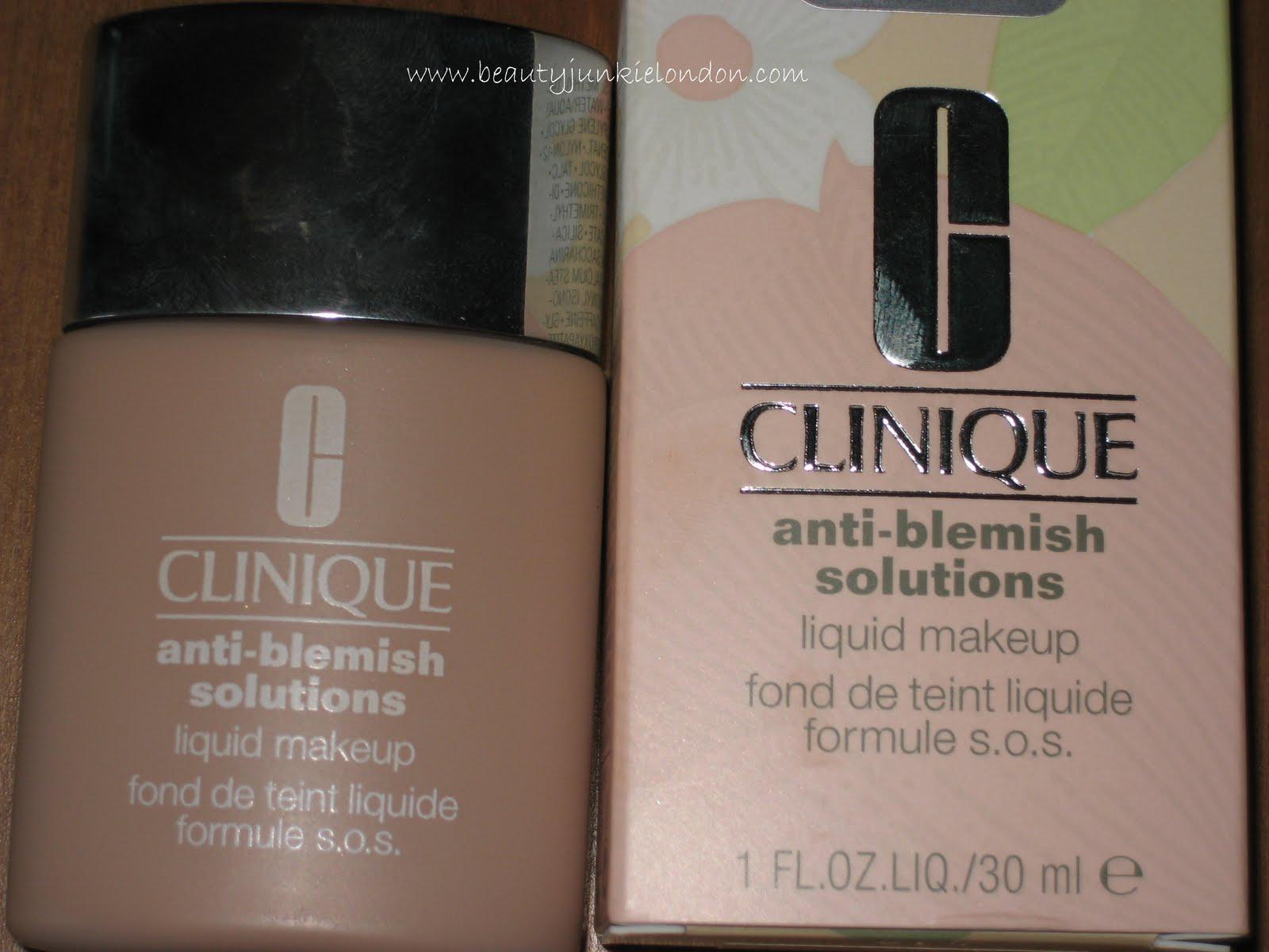 Clinique Anti Blemish Makeup Mugeek Vidalondon