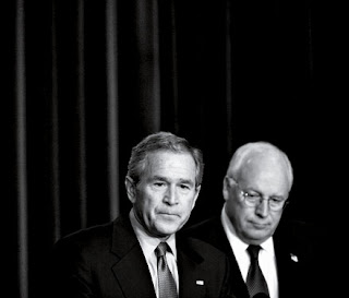 Why is there no outcry for impeaching Bush and Cheney?