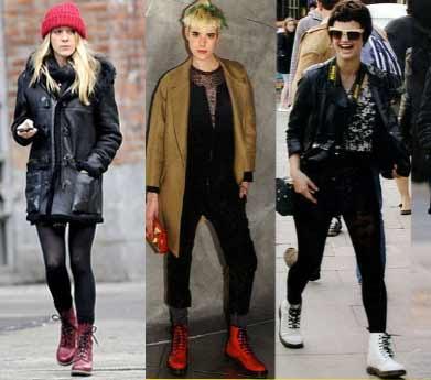 Doc Martens Womens Boots Fashion