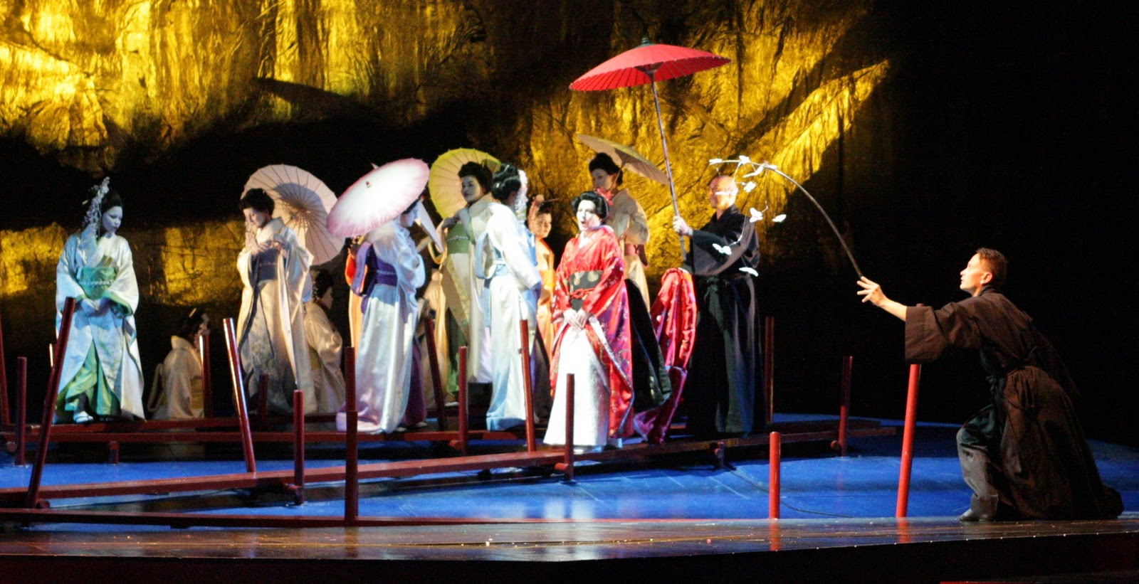 Michael Mitchell Stage Designer Madame Butterfly 2009