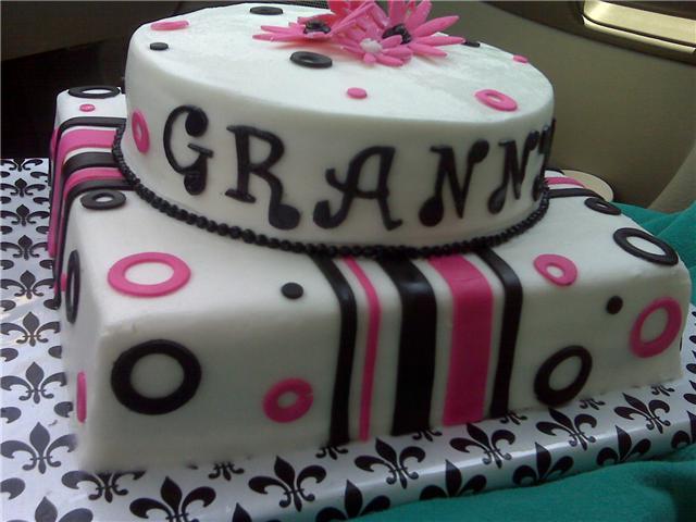 Love Eden Cake 90th Birthday Cake