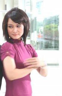 Indy Rahmawati: cantik dan cerdas
