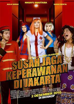 Susah Jaga Keperawanan Di Jakarta (It's Difficult to Stay a Virgin in Jakarta)