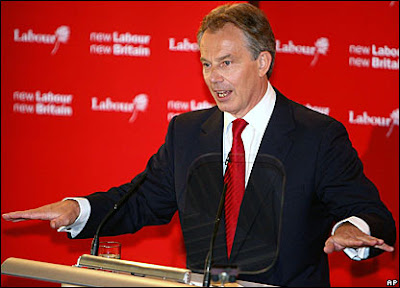 assessing the effectiveness of tony blair Tony blair's brexit speech which is the international financial market's assessment of our future prosperity ie there is an effective cartel of media.
