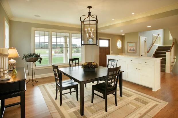 Cape Cod Dining Rooms Interior Design Ideas