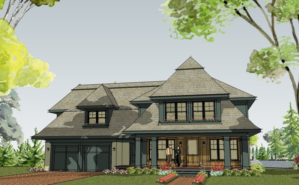 Simply Elegant Home Designs Blog New Cottage House Plan