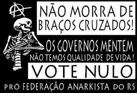 Voto Nulo Consciente!