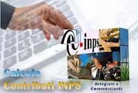 Contributi Artigiani e Commercianti INPS - 20 agosto 2015 - Seconda rata 2015