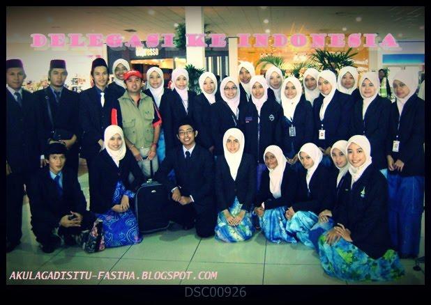 delegasi ke indonesia